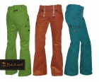 Baba-Stuff Zunfthose, Multicolor, Genuacord (Damen)