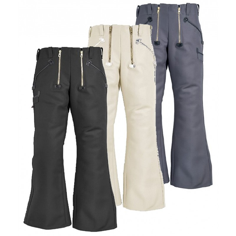Guild Trousers with Flare