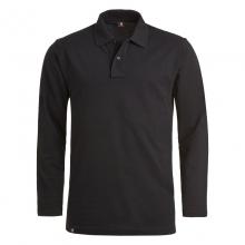FHB Polo-Shirt uni Langarm 91585 Dennis