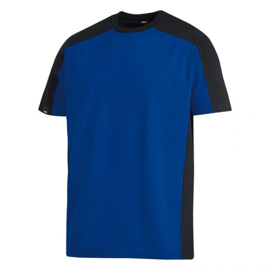 FHB T-Shirt zweifarbig  MARC 90690 1120-grau-schwarz
