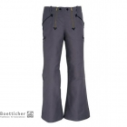 Guild trousers ply-yarn double pilot