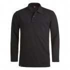 FHB Polo-Shirt uni long sleeve 91585 Dennis