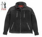 Micro-Double Fleece-Jacke mit Membran